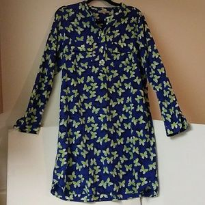 Vintage gap shirt dress